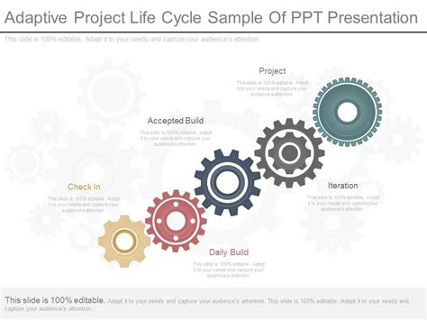ppt the life cycle of ladybugs powerpoint presentation ppts adaptive project life cycle sle of ppt