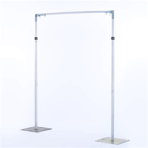 curved pipe and drape pipe drape rental encore events rentals