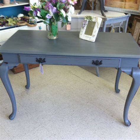 finished in waverly elephant chalk paint and distressed