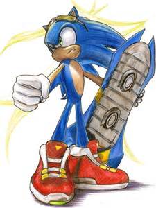 sonic painting free sonic free riders drawing in pencil by sonicrocks26 on