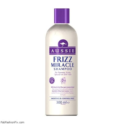 Moist Shoo aussie hair products fight the frizz with aussie frizz