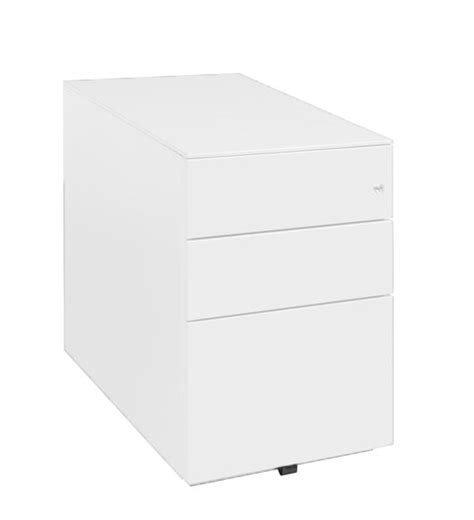 white pedestal desk with drawers 3 drawer desk pedestal in white
