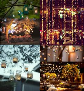 Creative Hanging Lights Ruche Wedding Wednesday Creative Lighting Ideas