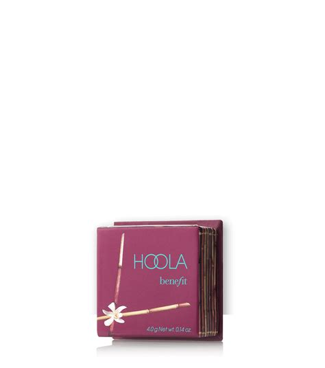 Benefit Hoola 3 0g hoola matte bronzer travel size mini benefit cosmetics