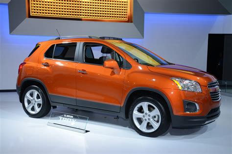 is gm considering a gmc version of the chevy trax