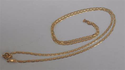 precio de cadena de oro de 10k cadena italiana oro florentino 10k c 1 625 00 en