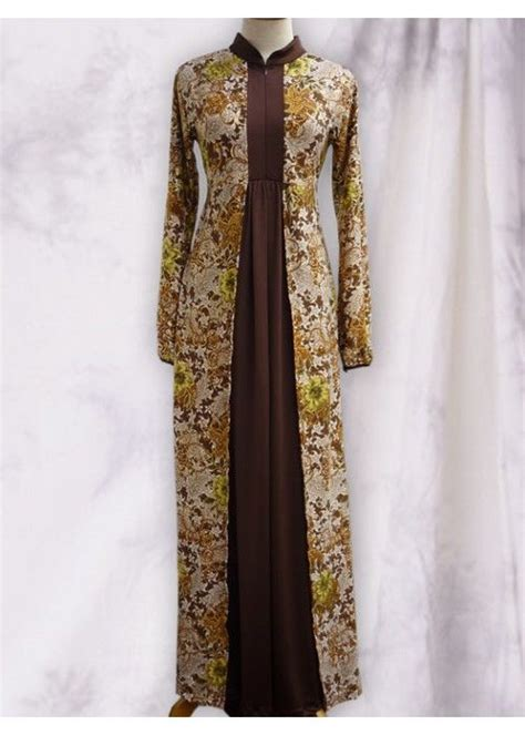 Viandra Dress batik abaya dress abaya dress