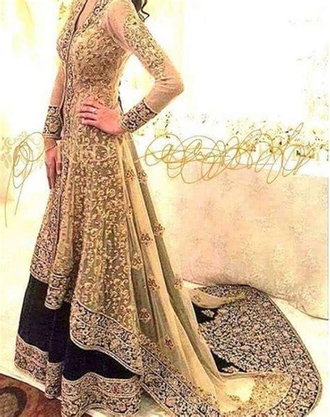 latest pakistani bridal dresses 2017 for barat day