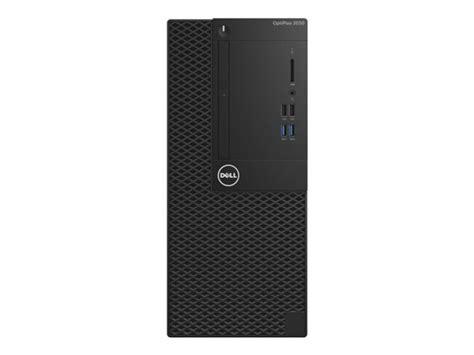 Dell Optiplex 3050 Mt dell optiplex 3050 mt desktop desktops at ebuyer