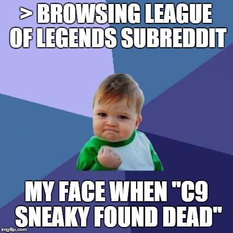 Sneaky Meme - success kid meme imgflip