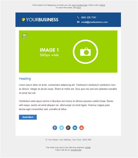 layout email responsive responsive email template 4 email marketing data