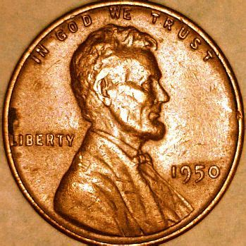 spikes lincoln lincoln cent spike heads 1950 1959 cuds on coins