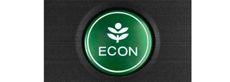 Honda Econ Button by What Happens When You Press The Honda Econ Button