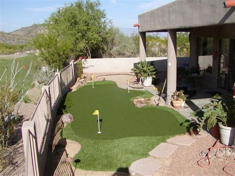 artificial putting greens for backyards best 25 artificial putting green ideas on pinterest