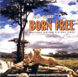 born free documentary trailer john barry born free film music cd reviews may 2000