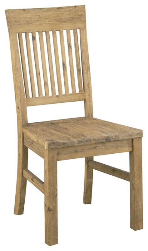 autumn solid wood dining chairs set of 2 farmhouse