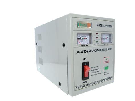 Regulator Tv blower motor wattage