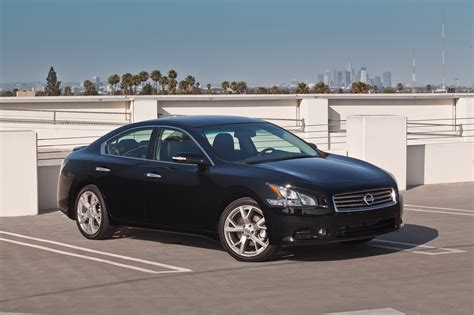 Nissan Maxima 2014 Mpg 2014 Nissan Maxima Reviews And Rating Motor Trend