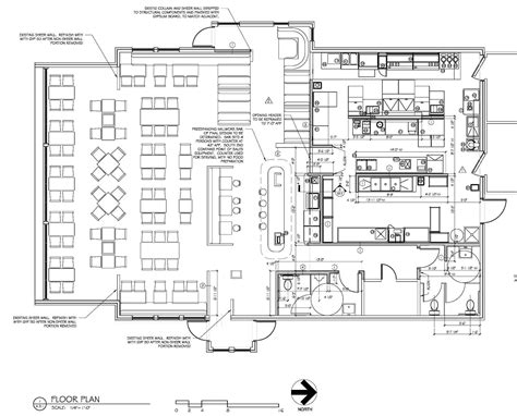 commercial kitchen floor plans restaurant kitchen layout dimensions design home design