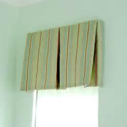 Making Relaxed Roman Shades - box pleat valance pattern window valance patterns window valance patterns