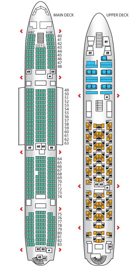 etihad airways business class seating plan a380 etihad airways seat maps reviews seatplans