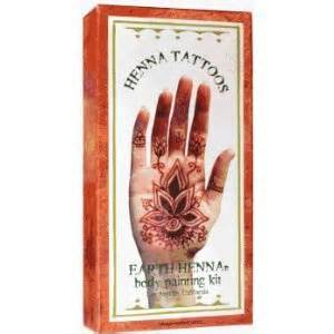henna tattoo kits amazon black henna kit