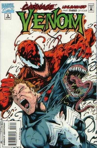 Banister Wiki Venom Carnage Unleashed 3 Issue