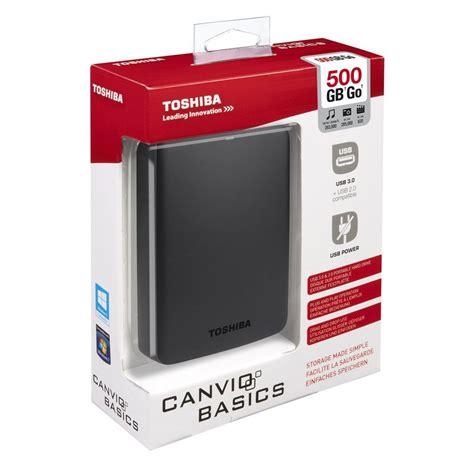 Toshiba Canvio Basic 500gb Usb 3 0 toshiba canvio basics 2 5 quot 500gb usb 3 0 discos duros
