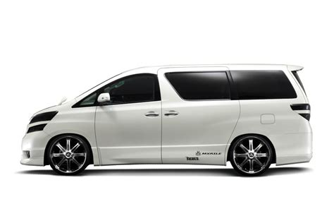 products of toyota company vellfire toyota エアロパーツ ドレスアップのダムド damd inc