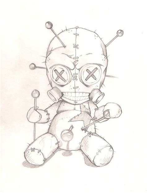 voodoo doll tattoo voodoo doll 2 by joebananaz flash a r