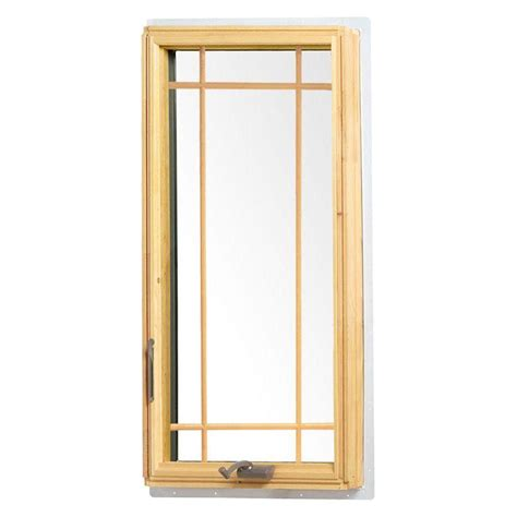 andersen 400 series awning windows andersen 35 938 in x 24 125 in 400 series awning wood