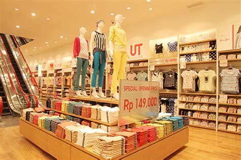 Store Indonesia uniqlo store in indonesia launches on june 22 uniqlo jakarta lotte shopping avenue store