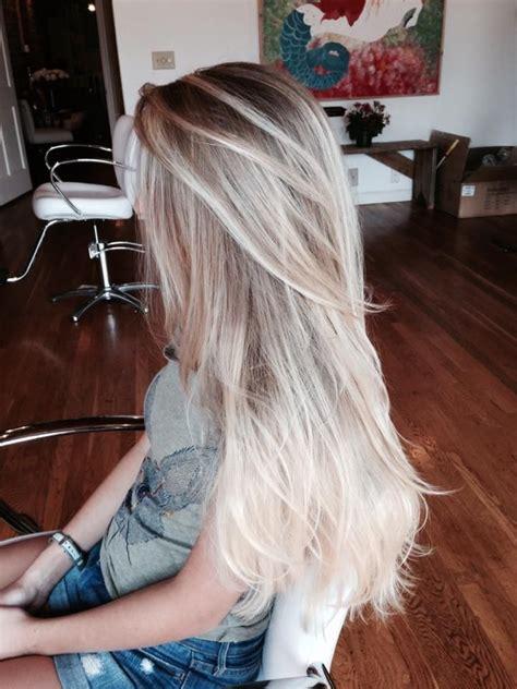 creating roots on blonde hair make me pretty에 있는 alex terrell님의 핀 pinterest