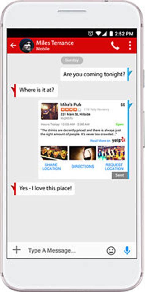 Verizon Messages Stickers