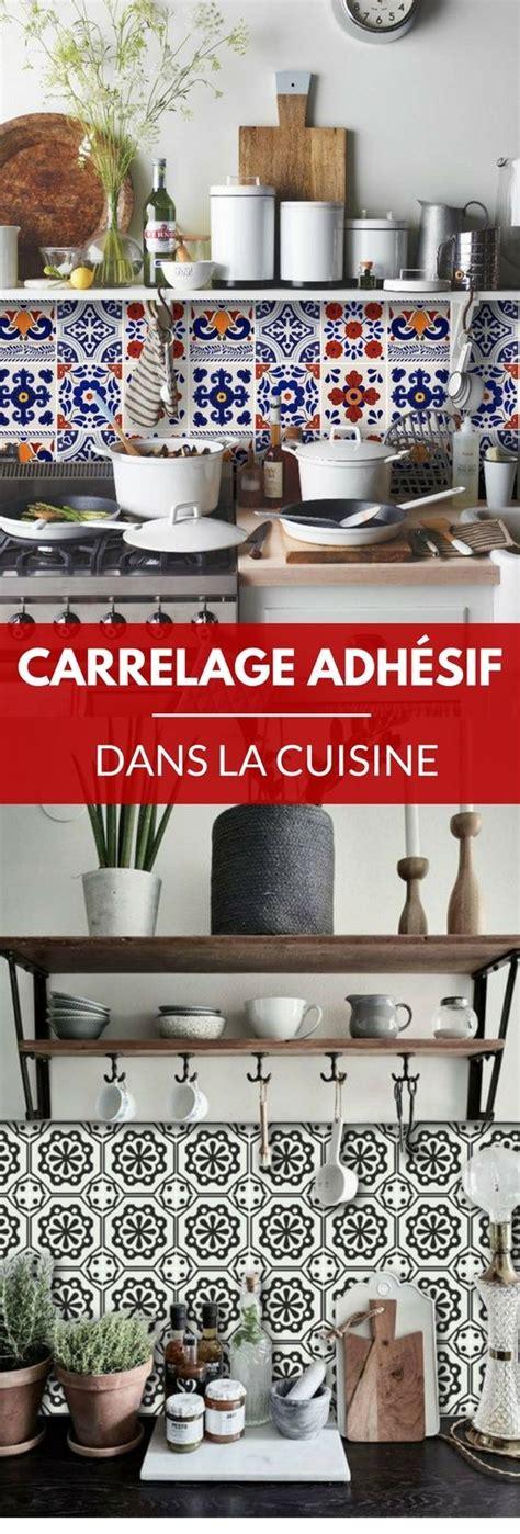 carrelage adhesif cuisine best 25 carrelage adhesif ideas on carrelage