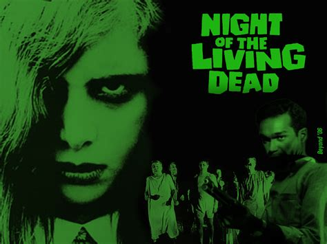 The Living Dead horror of the living dead george romero 1968