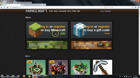 Free Minecraft Account Giveaway - free minecraft premium accounts giveaway youtube