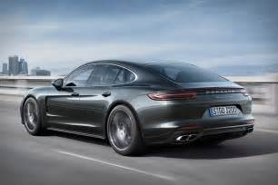Porsche Panamera Images 2017 Porsche Panamera Uncrate