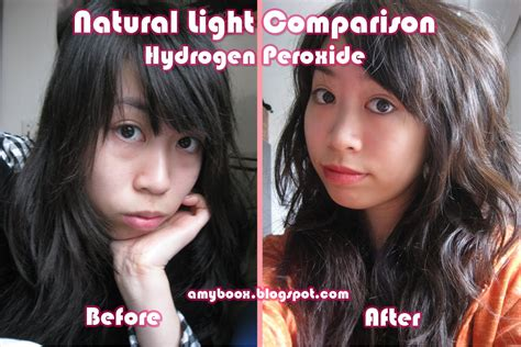 lighten you dyed black hair naturally will hydrogen peroxide lighten black hair dark brown hairs