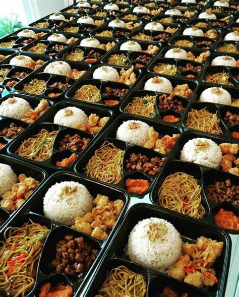 nasi kotak jatiroso catering service