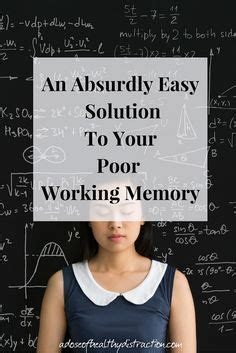 adhd and adults how to live with improve and manage your adhd or add as an books 1000 ideas about working memory on executive