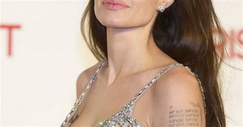 20 amazing angelina jolie tattoos pictures hative 20 amazing angelina jolie tattoos pictures inspiration