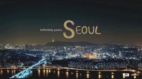 girl seru  berwisata  korea selatan