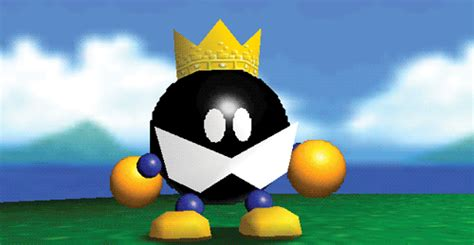 The Power Of Ka Rsquo villain quote of the day quot i m the big bob omb baron of