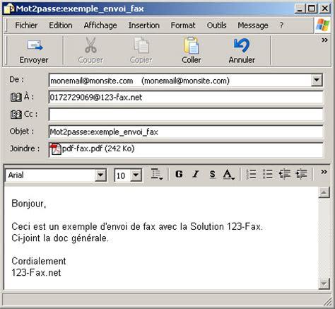 email layout php 123 fax net gestion de vos fax par le web en ligne