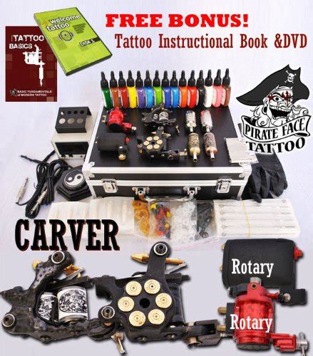 whats   tattoo kit personal review  detailed guide tattoos spot
