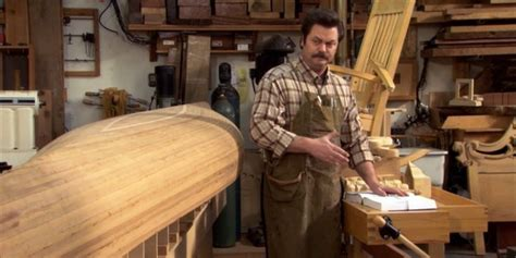 Would Swanson Respect You