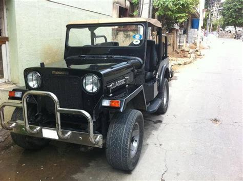 Vintage Jeeps For Sale Mahindra Classic Jeep For Sale Vehicles From Karnataka