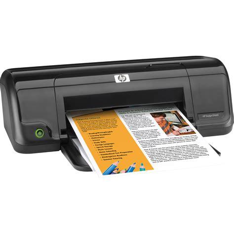 Printer Hp Deskjet D1660 hp deskjet d1660 inkjet printer cb770a b1h b h photo