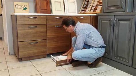 Kitchen Toe Kick Ladder Hiding Step Stool